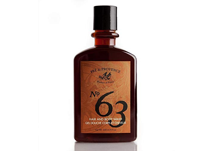 Pre de Provence Aromatic, Warm and Spicy, No. 63 Men's Shower Gel - 1
