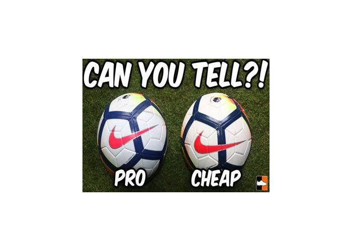 Premier league ball 2017/18  - 1