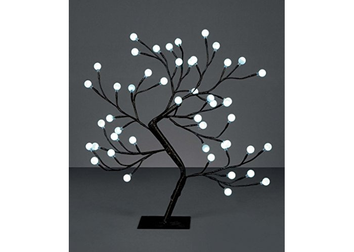 Premier LED Ball Tree, 48 LED, 45cm Multi - 1