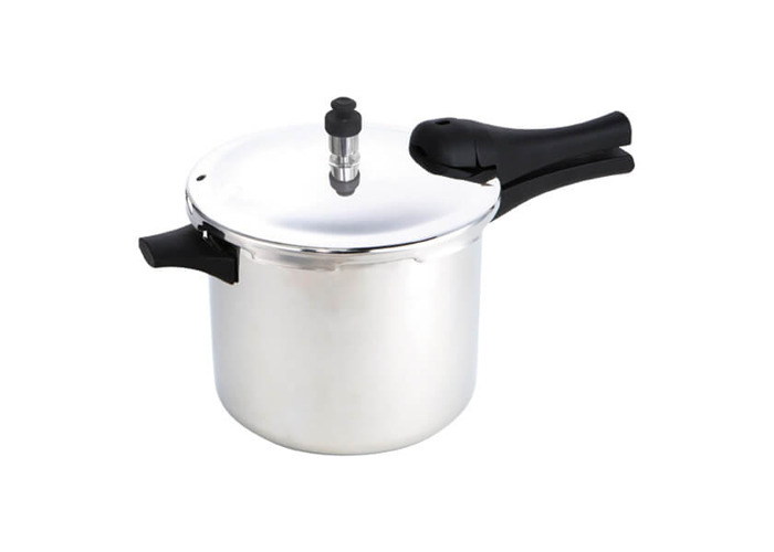 Prestige Stainless Steel Pressure Cooker 5 Litre' / Amazon: 'Prestige 47282 Pressure Cooker 5L Stainless Steel - Induction hob Suitable Base - 15lbs PSI, Silver - 1