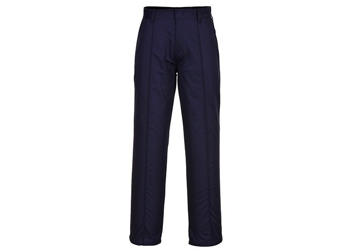 Preston Trousers  Navy  52  R - 1