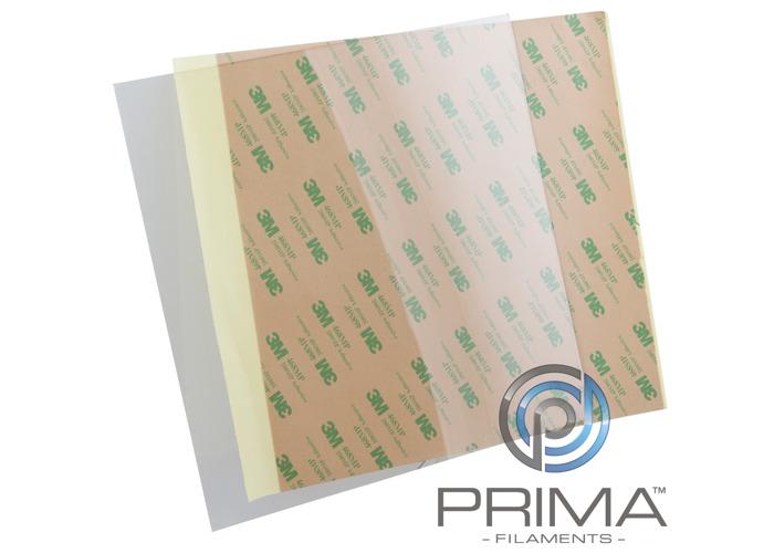 PrimaFil PEI Ultem sheet 114x114mm-0,5mm - 1
