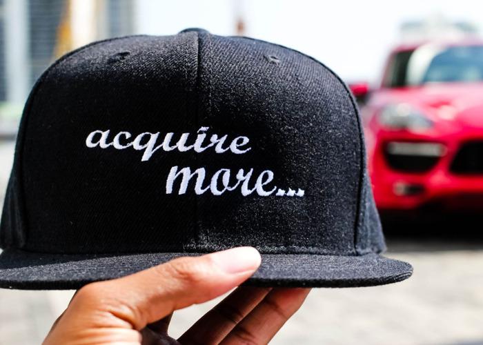 Prints. Acquire more hat - 1