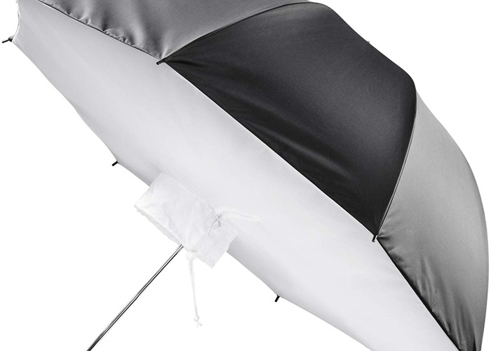 Pro umbrella softbox reflector 109 cm - 1
