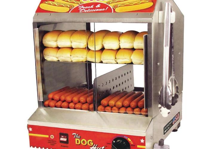 Professional Hot Dog Warmer - 1