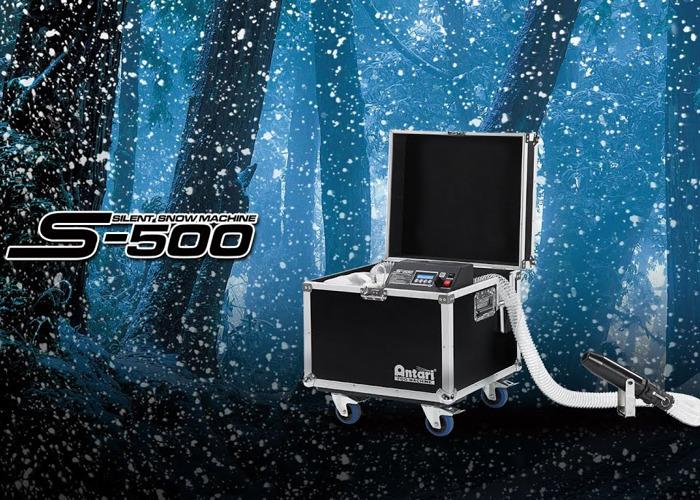 Professional Snow Machine Antari S-500 - 1