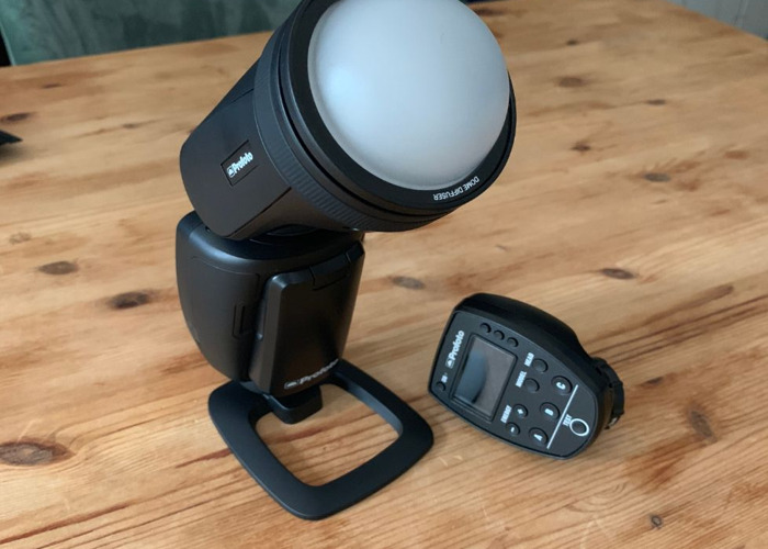 Profoto A1 Flash with Profoto Air remote (for canon) - 1