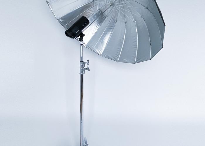 Profoto Deep Silver Umbrella - Large - 2