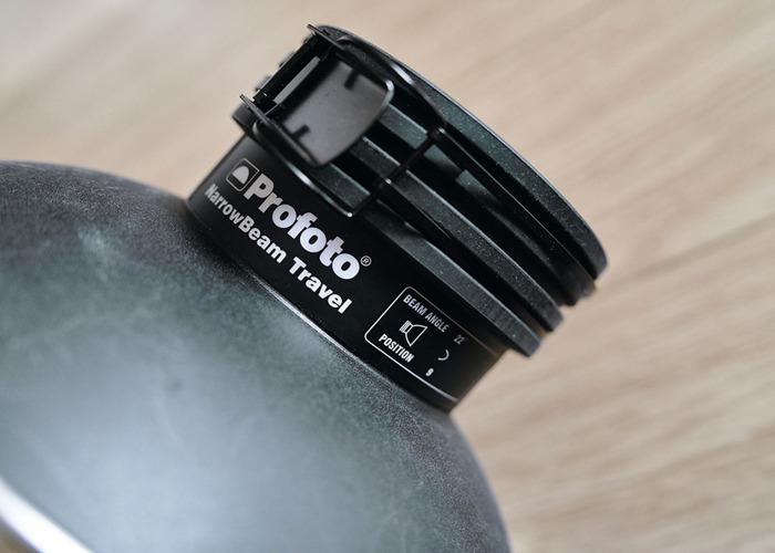 Profoto 100713 Narrow Angle Travel Reflector Silver