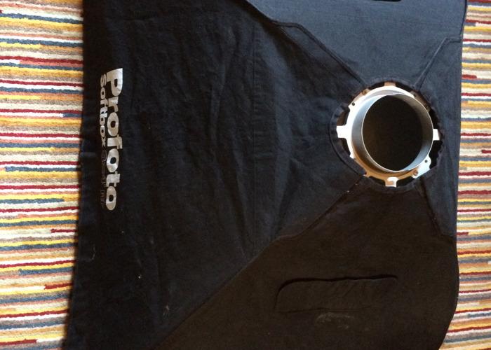 Profoto softbox 3x4' RF - 1