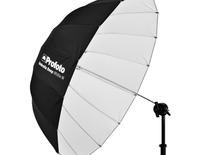 Profoto Umbrella Deep White M - 1