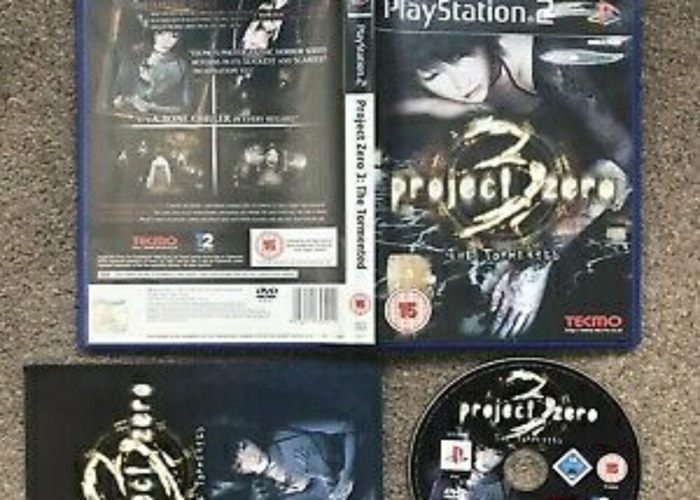 Project Zero III: The Tormented (PS2) - 1