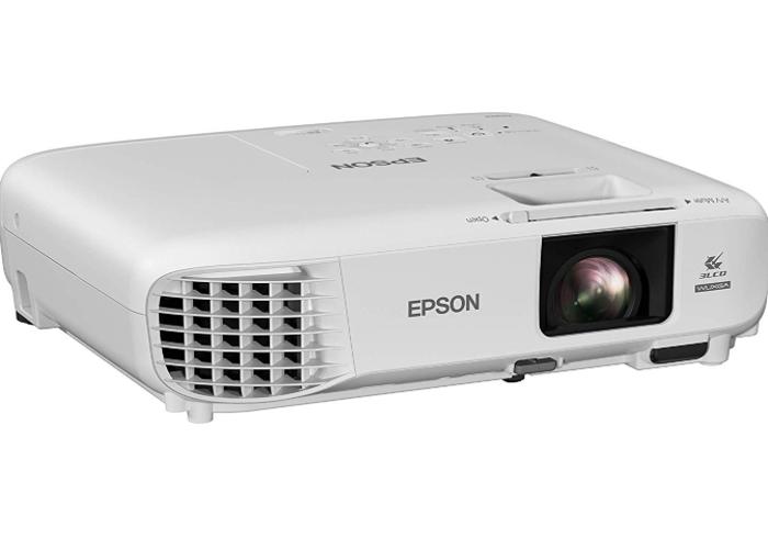 Projector Full HD, 3400 Lumens, 300 Inch Display - 2