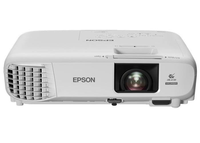 Projector Full HD, 3400 Lumens, 300 Inch Display - 1