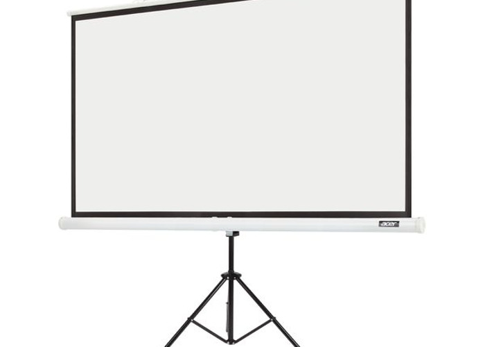 Projector Screen - 1