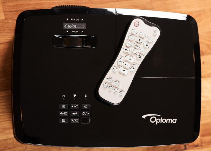 Projector-Optoma HD143X HDMI 3000 ANSI Lumens Projector  - 2