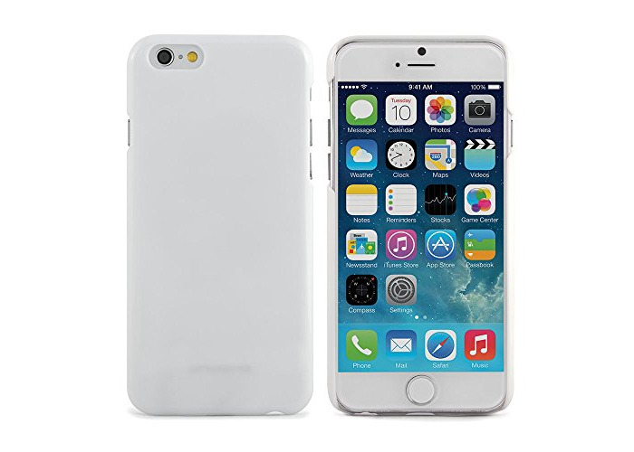 Proporta Hard Shell Case for 4.7 inch Apple iPhone 6 - White - 1