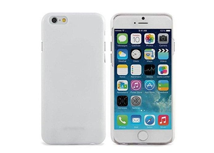 Proporta Hard Shell Case for 5.5 inch Apple iPhone 6s Plus - White - 1