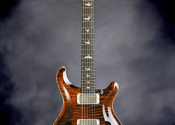 PRS Hollowbody II (Piezo - Orange Tiger) - 1