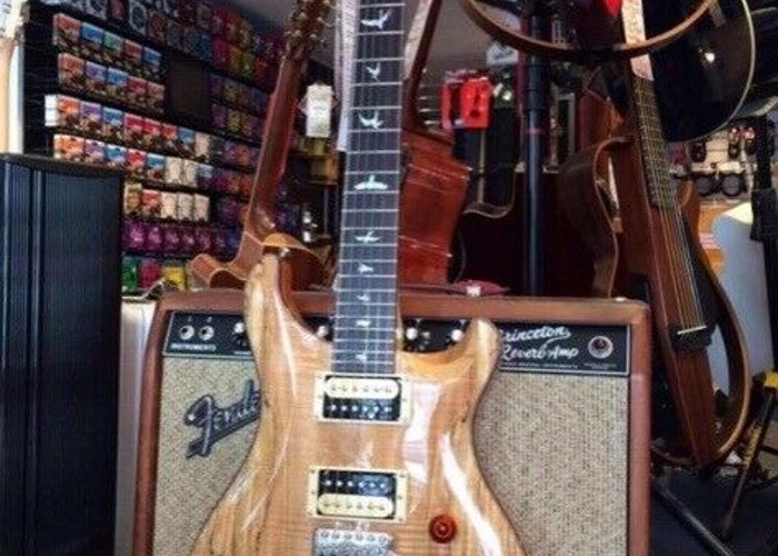 PRS SE CUSTOM 24 Limited Edition Spalted Maple - 1