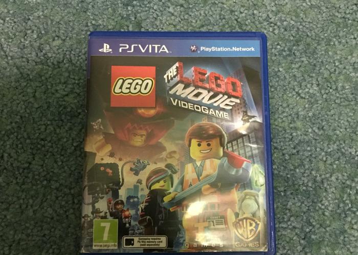 PS Vita Games/LEGO Movie Video Game/LEGO Ninjago etc.. - 2