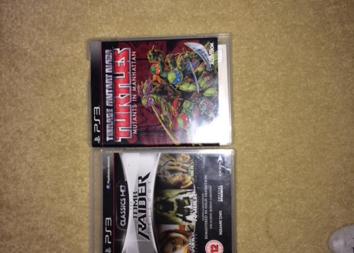 PS3 game bundle - 2