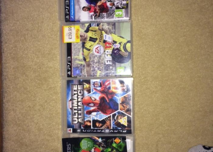 PS3 game bundle - 1