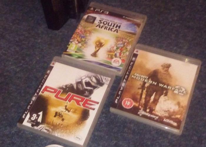 Ps3 Games x3 - 1