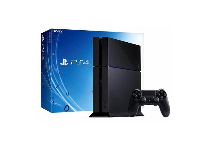 PS4 500GB - 1