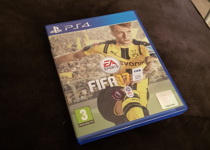 Ps4 fifa 17 game - 1