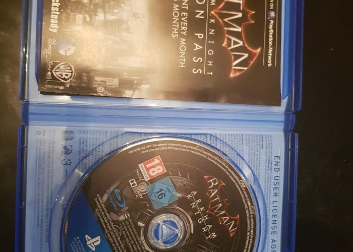 PS4 Game - Batman: Arkham Knight - 1