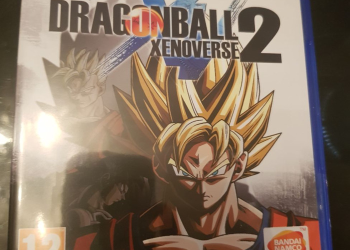 PS4 Game - Dragonball Z: Xenoverse 2 - 1