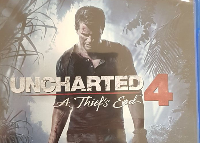 PS4 Game Uncharted 4 - A Thief's End - 1
