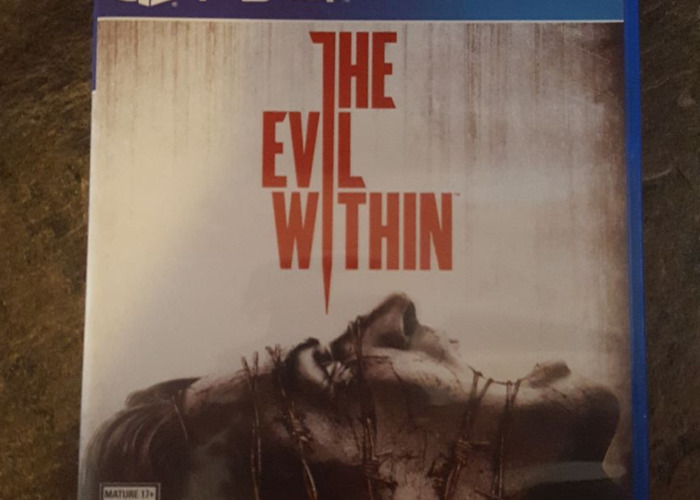 PS4 Games - The Evil Within - 1
