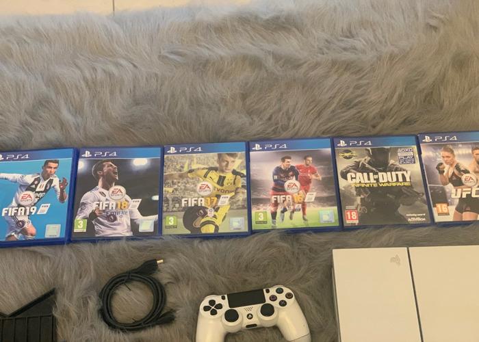 PS4 games, check description for titles - 2