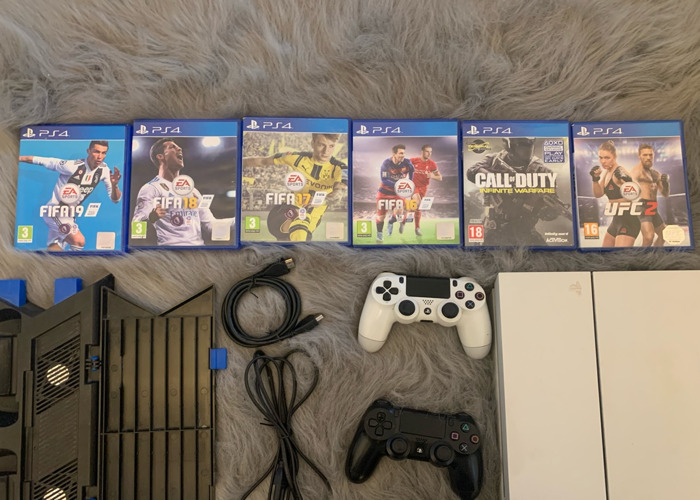 PS4 games, check description for titles - 1