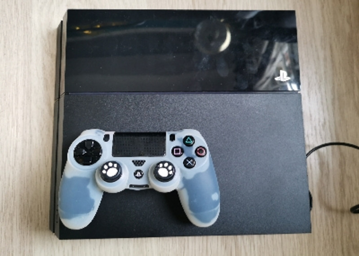 (PS4) PlayStation 4- with games!  - 1