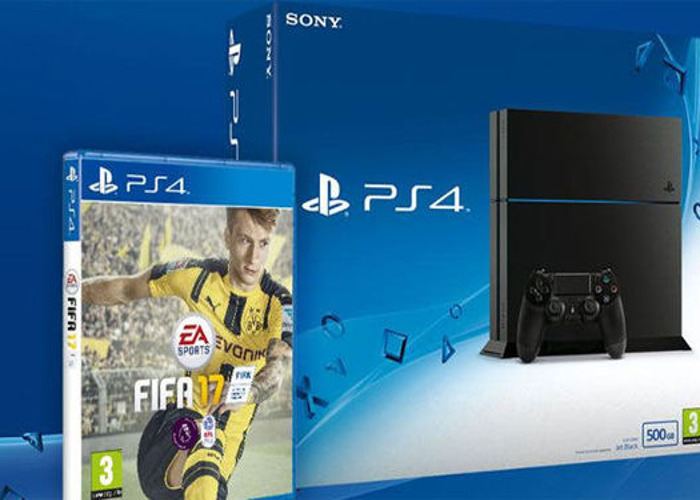 PS4 Playstation 4 Console - 1