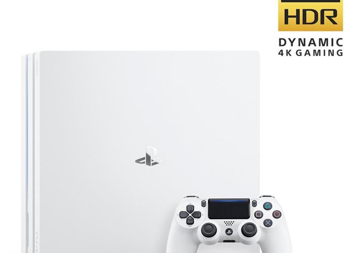 PS4 Pro 4K  HDR Dynamic Gaming - 1
