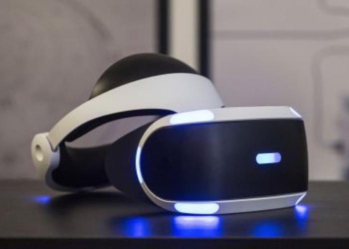 PS4 VR Headset - 1