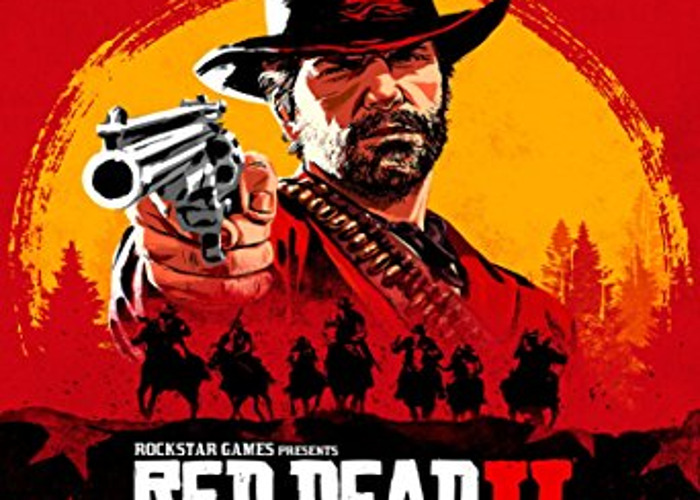 Ps4 with Red Dead Redemption 2  - 2