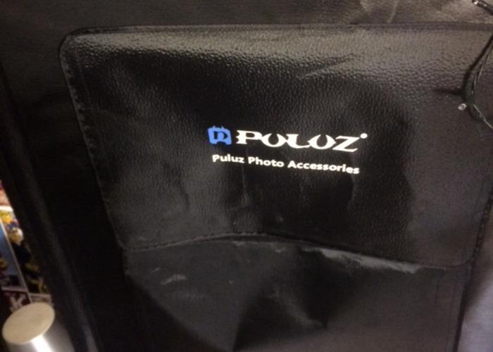 Puluz LED 60x60 Softbox  - 1