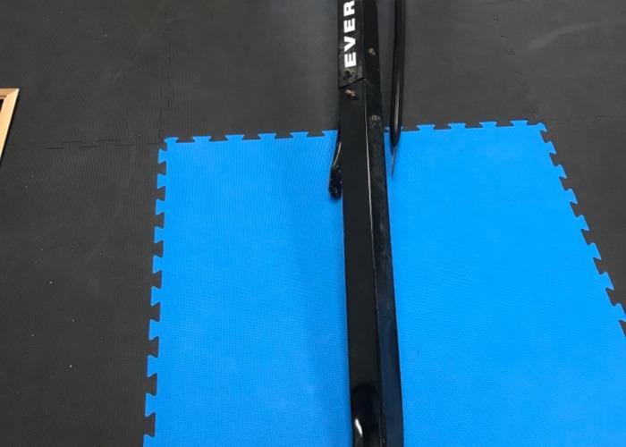 Punching Bag Stand w/ Speed Bag - 1