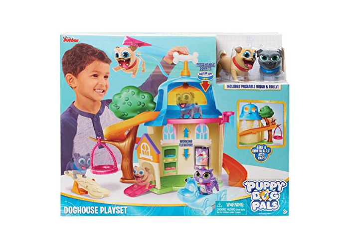 Puppy Dog Pals Dog House Playset - 1