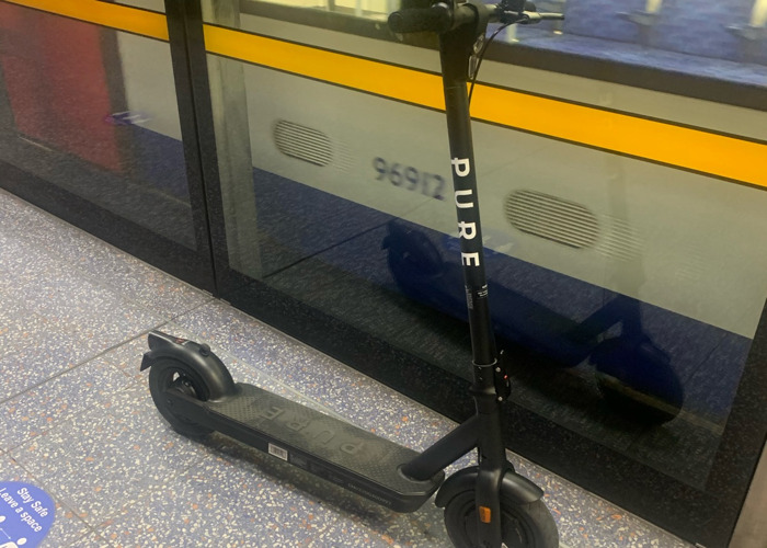 Pure Air Pro Electric Scooter - 1