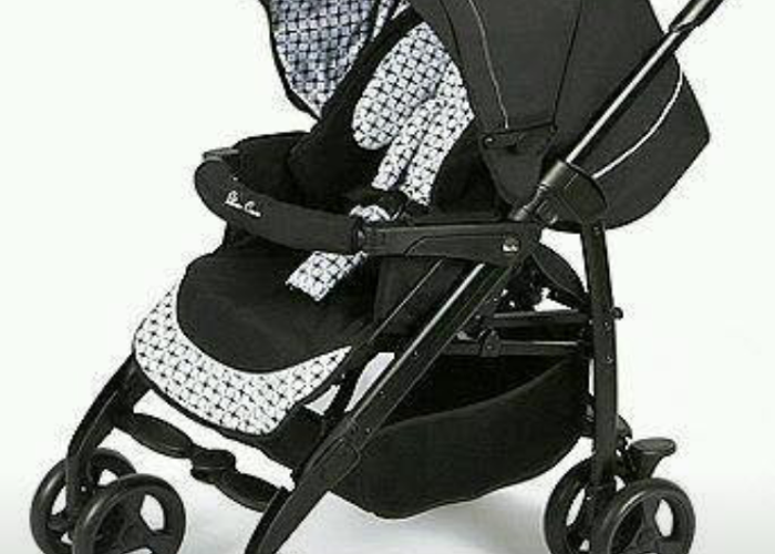 Pushchair and Car Seat - 1