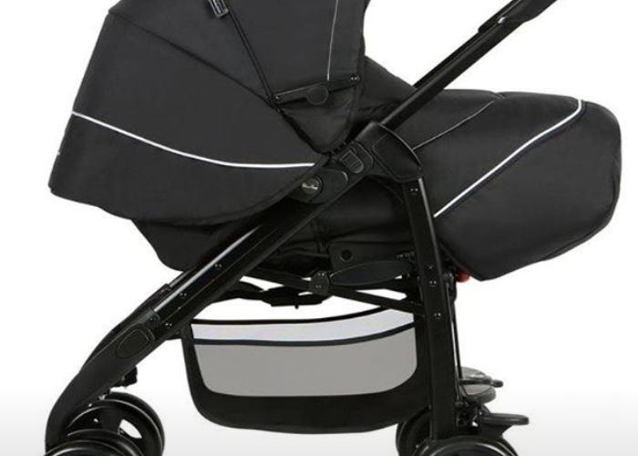Pushchair and Car Seat - 2
