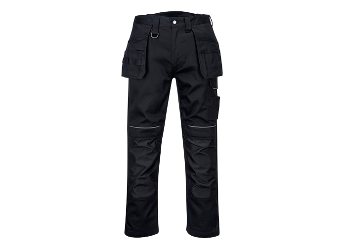 PW3 Cotton Holster Trousers  Black  42  R - 1