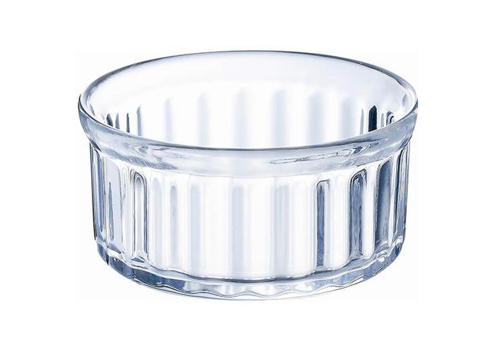 Pyrex 9 cm Borosilicate Glass 9 cm Ramekin, - 1
