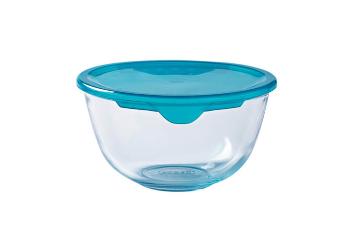 Pyrex Cook & Store 0.5L Bowl With Lid - 1